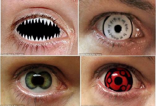 Asian Sweet Dreams アジア現代  Circle Lens ou lentes de contato personalizadas. 2014ff9c52