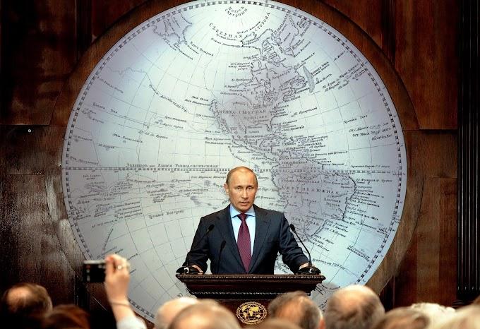 ΒΟΜΒΑ ΑΠΟ Β.ΠΟΥΤΙΝ...!!ΕΝΩΠΙΟΝ ΟΛΩΝ....Ιστορική αποκάλυψη του Β.Πούτιν....!!ΚΑΤΙ ΤΕΤΟΙΟ...ΔΕΝ ΤΟ...ΠΕΡΙΜΕΝΑΜΕ...[ΒΙΝΤΕΟ]