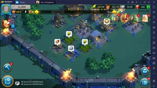 Rise of Kingdoms: Lost Crusade Gameplay 1