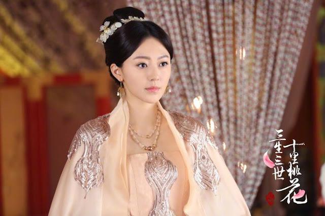 Maggie Huang Mengying cdrama Eternal Love