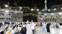 Arab Saudi Sekat Umrah Covid 19 Halang