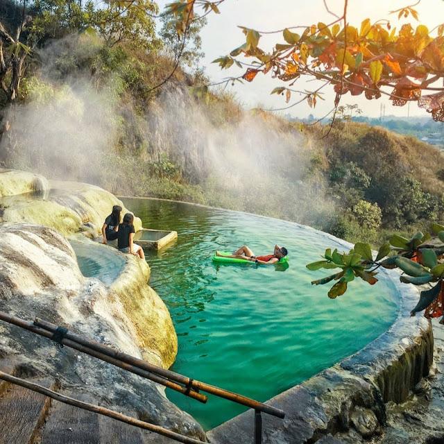 Lokasi dan Tiket Masuk Pemandian Air Panas Gunung Panjang Bogor