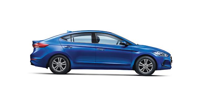 The Civic rival Hyundai Elantra