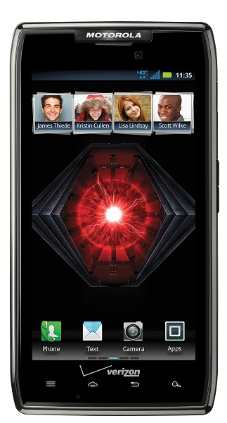 Motorola Droid RAZR MAXX receives Android 4.0 Ice Cream Sandwich, allows device to become first with Verizon's LTE global roaming