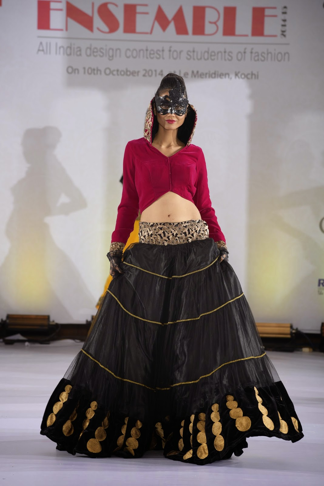 Seematti Ensemble 2014 C5 International Institute Of Fashion Design Chennai Team 1
