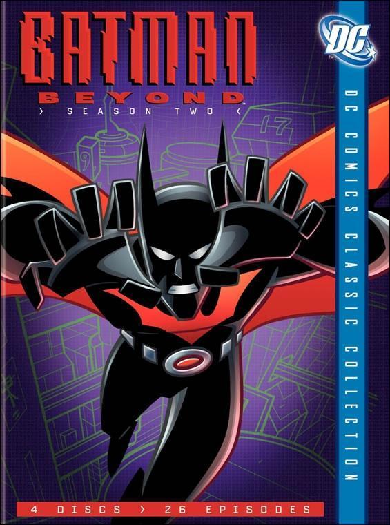 Batman Beyond (Batman del futuro) DVD Rip Dual Subtitulado/Latino