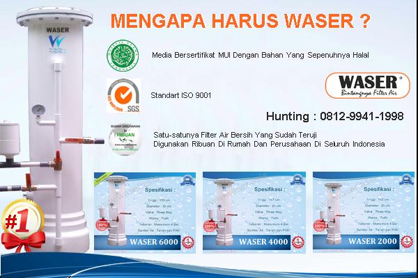 filter air alam sutera