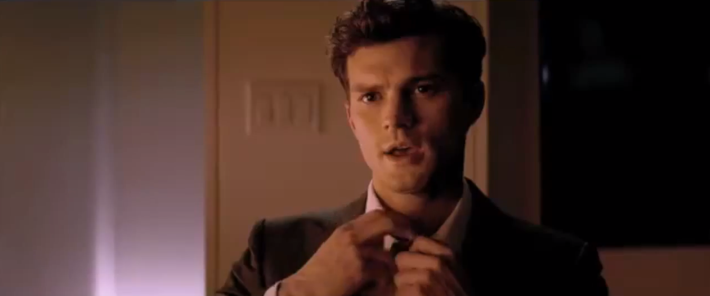 Fifty Shades Updates: VIDEO: Fifty Shades of Grey TV Spot