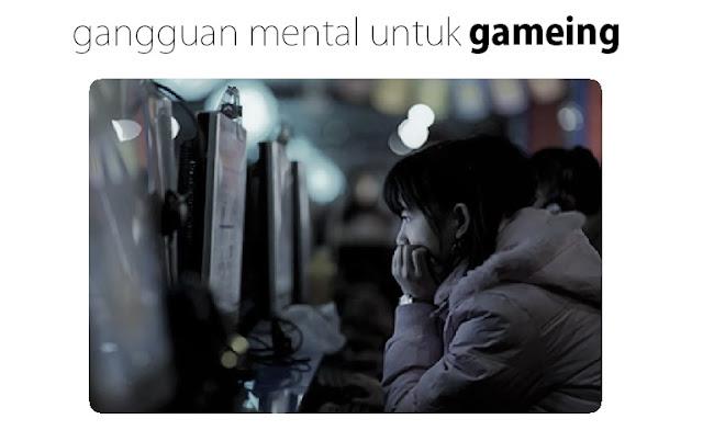 Wajib Tahu! Sekarang Kecanduan Game Menjadi Gangguan Mental Bernama 'GAMING DISORDER'