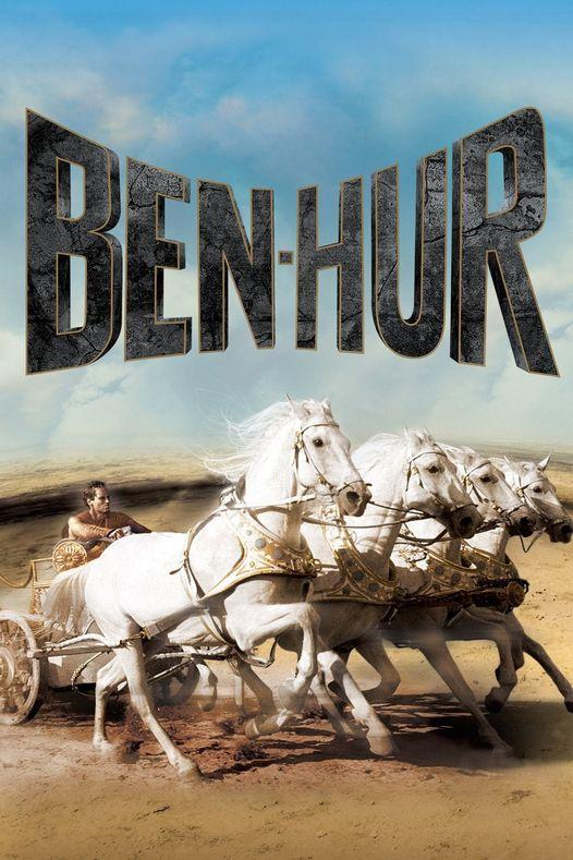 Papo de Cinema: BEN HUR (1959)