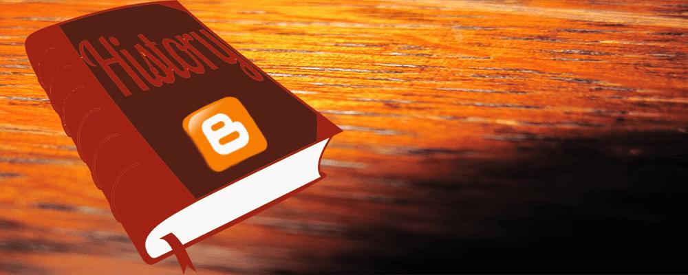 تاريخ المدونات الإلكترونية