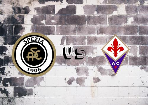 Spezia vs Fiorentina  Resumen