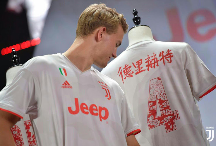 new style f1442 2729f Release Date Revealed: Super-Limited Chinese Juventus 19 ...