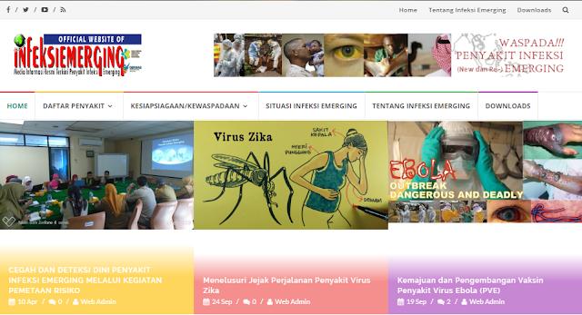 Official Website of Infeksi Emerging | adipraa.com