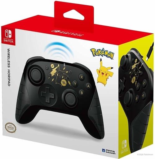 Hori Pokemon Nintendo Switch Wireless HORIPAD