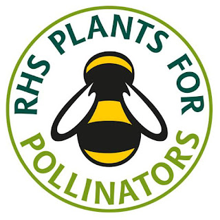 RHS Plants Pollinators scheme logo