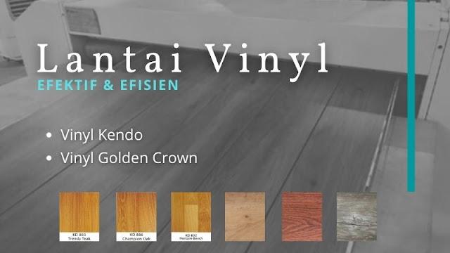 Harga Lantai Vinyl, efektif dan efisien