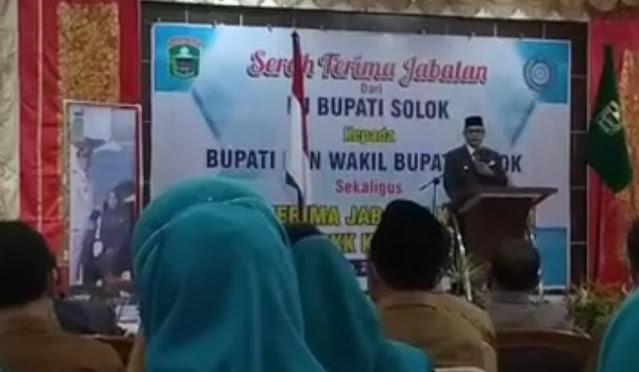 Terancam Dipecat, THL Pemkab Solok Menjerit Pilu