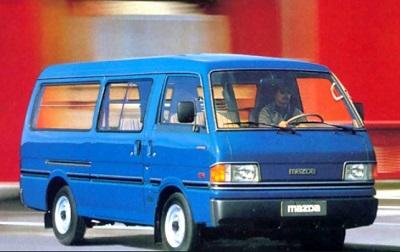 Mazda E 2000