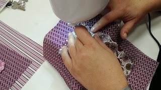 eventos anteriores - 2º taller de costura. creación desde cero de un neceser.