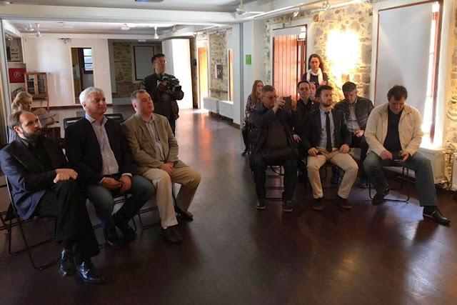 Επίσκεψη Ρώσων αξιωματούχων στη Σαμοθράκη
