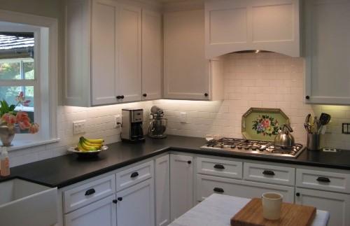 Inspirasi desain model keramik dapur minimalis Rancangan Motif Keramik Dapur Sempit