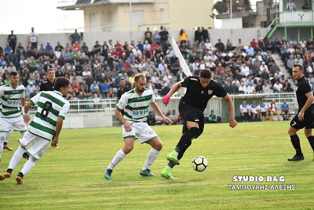 Έχασε 2-0 ο Παναργειακός στην Καλαμάτα