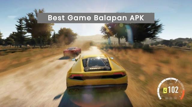Game APK Bertema Mobil Terbaik untuk Android