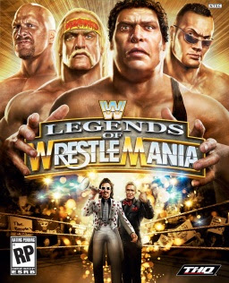 WWE Legends Of WrestleMania PC Game