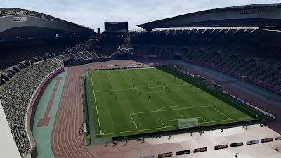 PES 2020 Yanmar Stadium Nagai