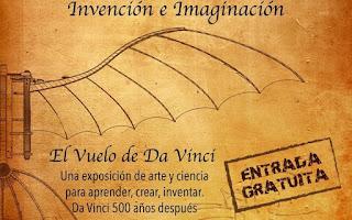 El Vuelo de da Vinci en Bogotá