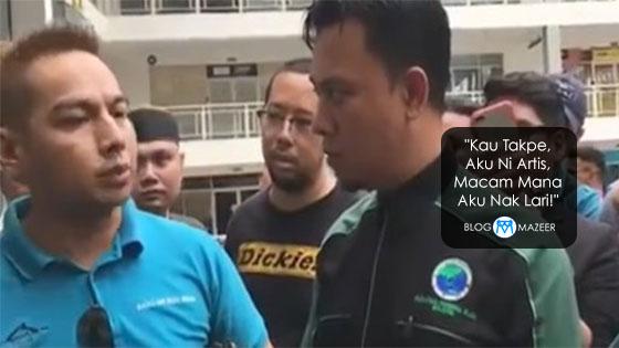 Diserang PPIM, Boy Iman Buat Muka Bengang Jawab Soalan Mangsa Yang Rasa Teraniaya