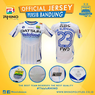 Official Jersey Persib Bandung Away 2016