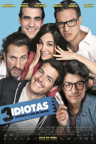 3 idiotas [2017] [DVDR] [NTSC] [Latino]