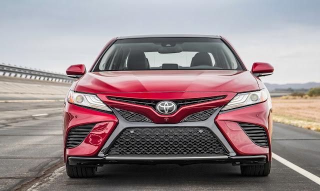 2018 Toyota Camry TRD Sport
