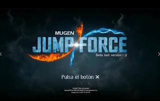 MUGEN JUMP FORCE +[DOWNLOAD]