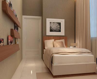 Kamar Minimalis, Surga Kecil di dalam Rumah