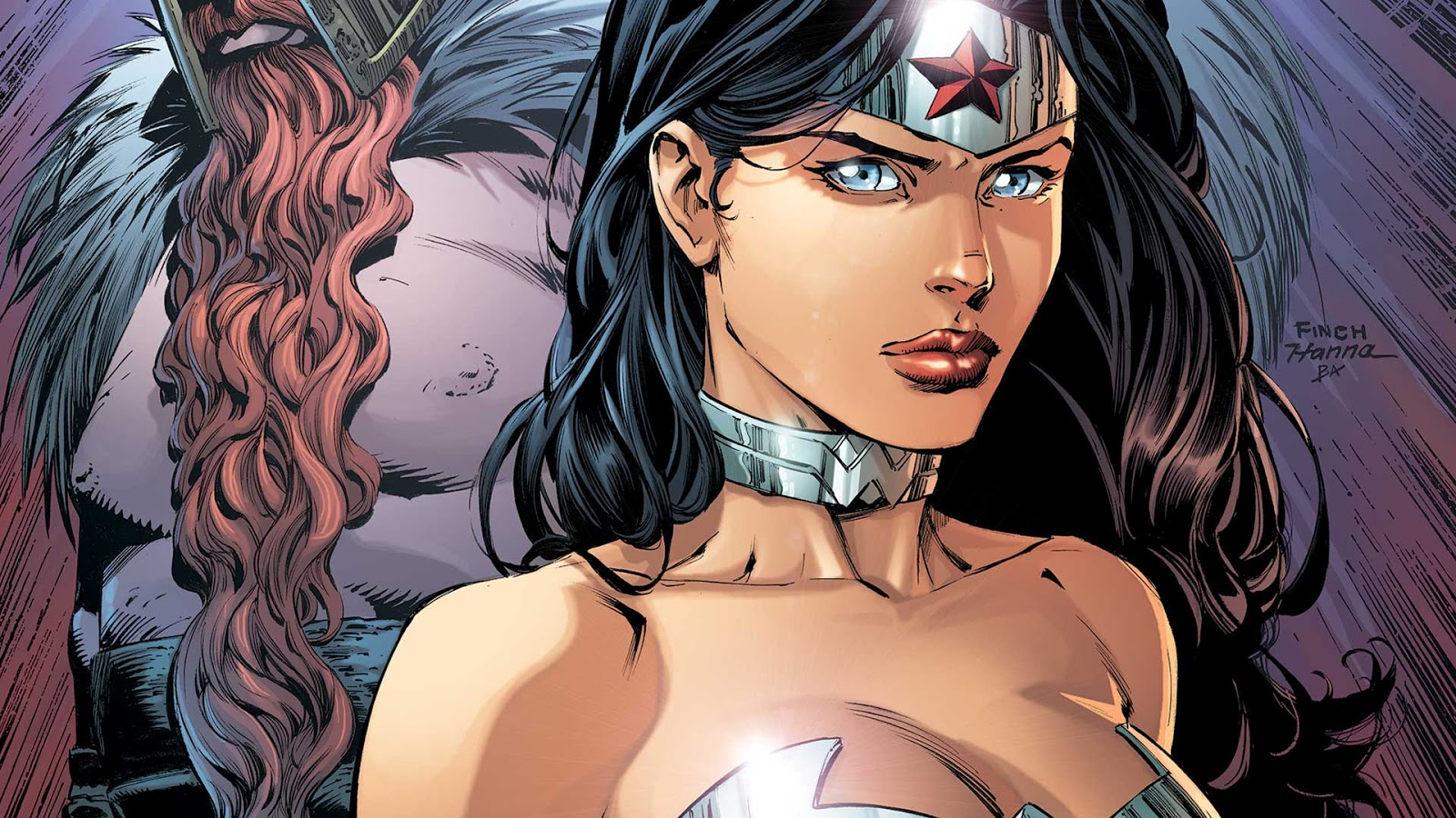 Weird Science Dc Comics Wonder Woman 50 Review And Spoilers