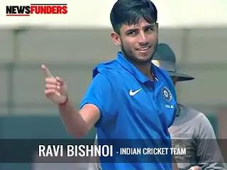 Ravi Bishnoi