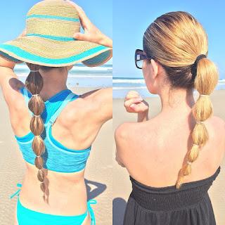 Comment protéger les cheveux à la plage cet été