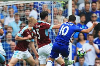 Chelsea Ditahan Imbang Burnley 1-1 (Video Gol)