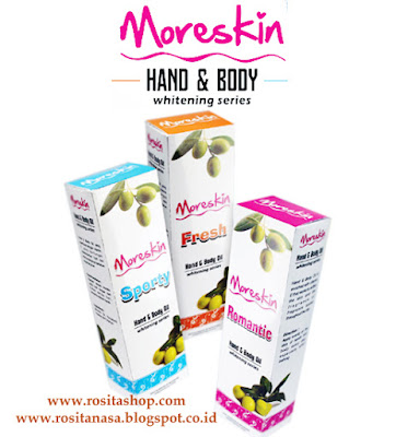 jual moreskin hand body lotion nasa