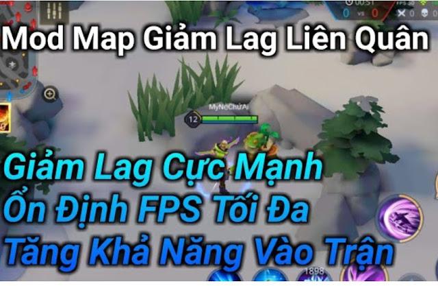 MOD MAP XI MĂNG GIẢM LAG CHO MÁY YẾU _ BẬT FPS CAO