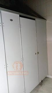 Proyek Cubicle Toilet Mess Pemerintah Provinsi Kalimantan Timur