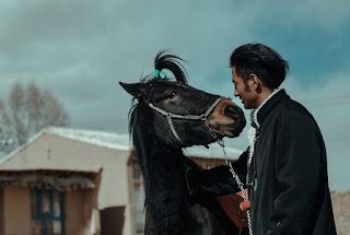 Lhamo and Skalbe, de Sonthar Gyal