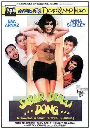 Sabar Dulu Dong…! (1989)