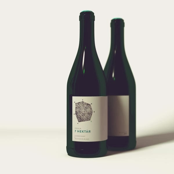 It is an image of Crush Wine Label Design Inspiration