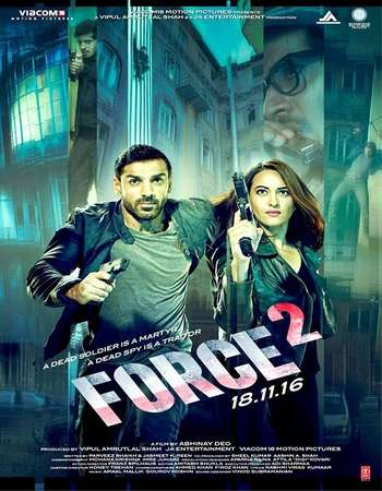 Force 2 2016 Full Hindi Movie BluRay Free Download