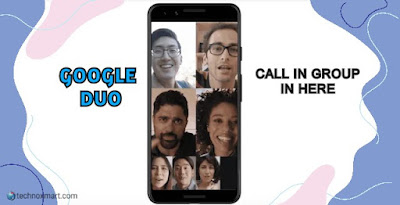 google duo make video call on iphone, ipad, android