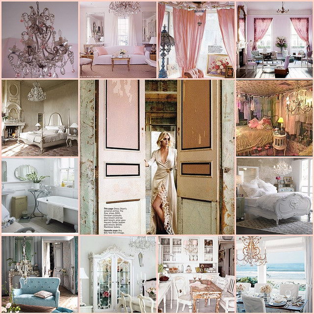 Romantic Homes Decorating: Pretty Inspired Living: ♥♥ Romantic Decor For Your Bedroom